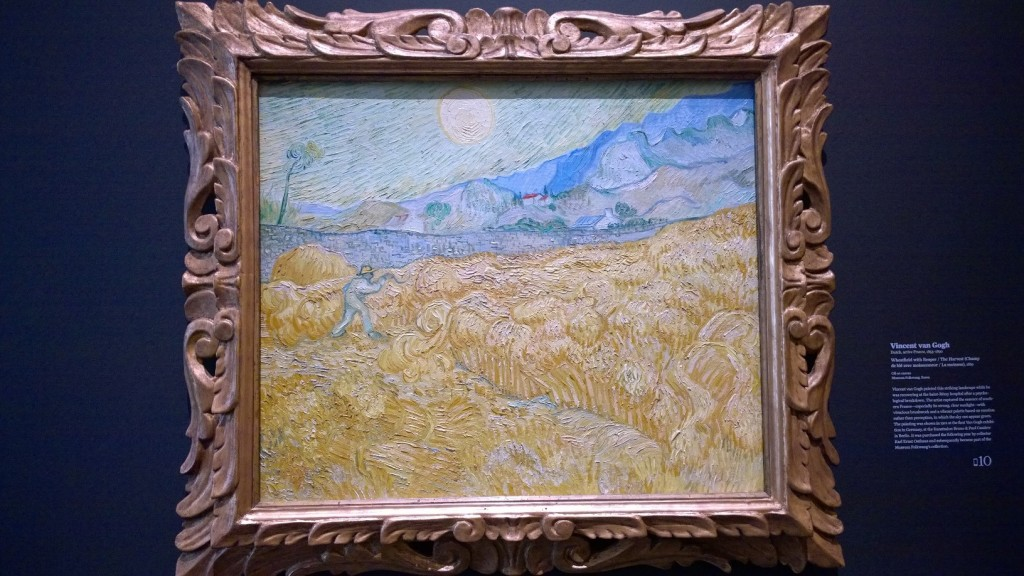 'Expressionism in Germany and France: From Van Gogh to Kandinsky' está en LACMA