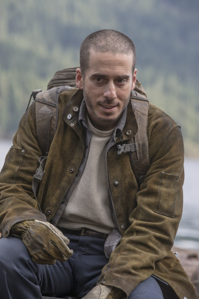 Kirk Acevedo: catalizador en 'Dawn of the Planet of the Apes'