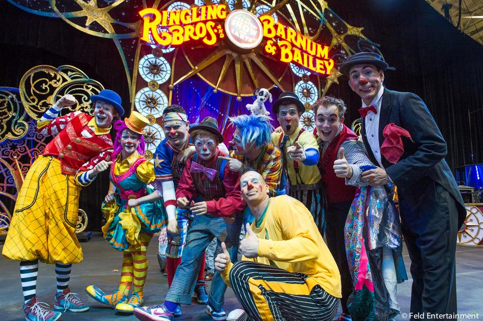 Llega 'Legends', de Ringling Bros. and Barnum & Bailey, al sur de California