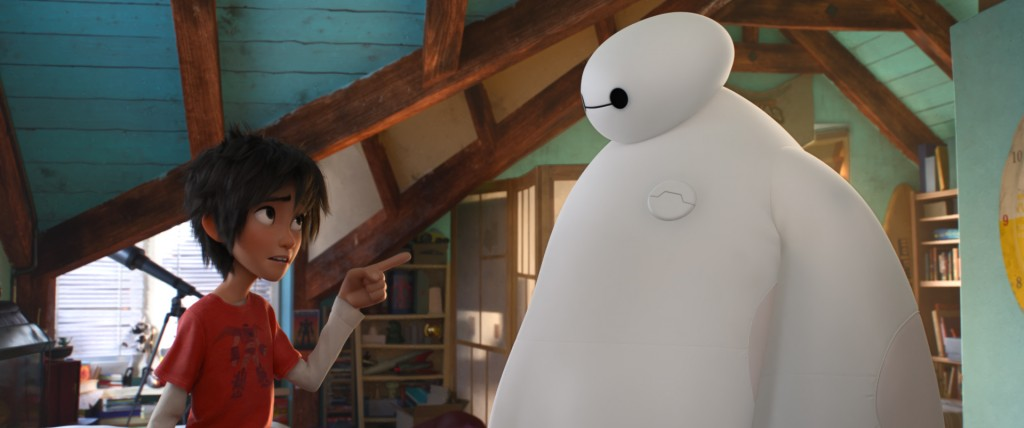 'Big Hero 6' inicia una nueva era en Disney