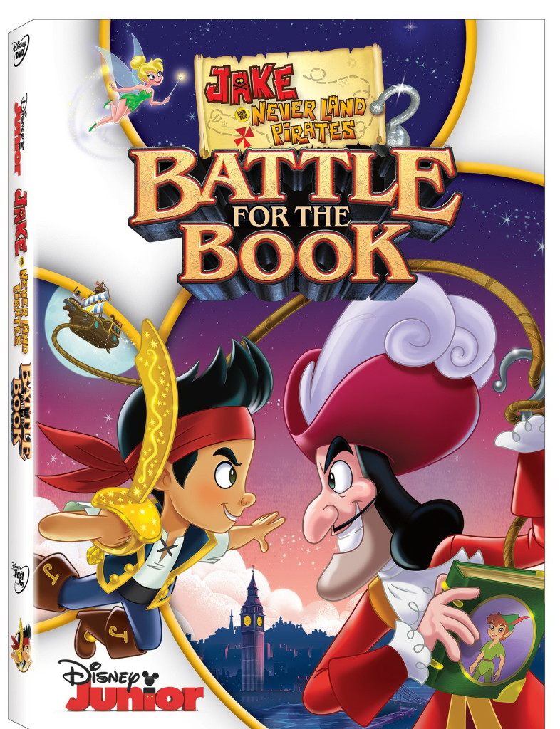 'Jake and the Never Land Pirates: Battle for the Book' está a la venta (Sorteo)