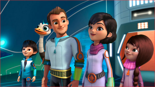 'Miles from Tomorrowland' se estrena en DVD (Sorteo)