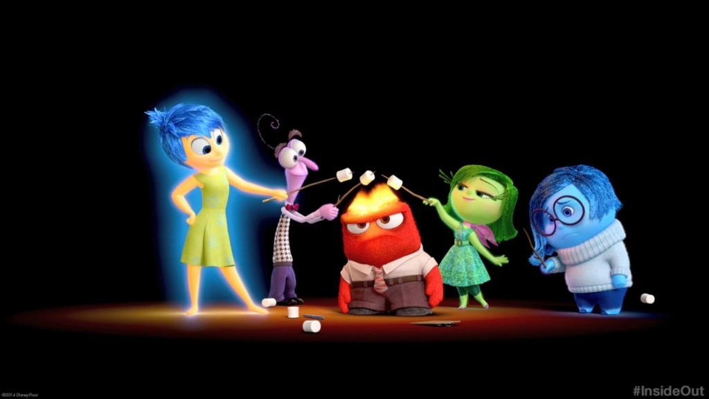 'Inside Out' ya está disponible en todos los formatos