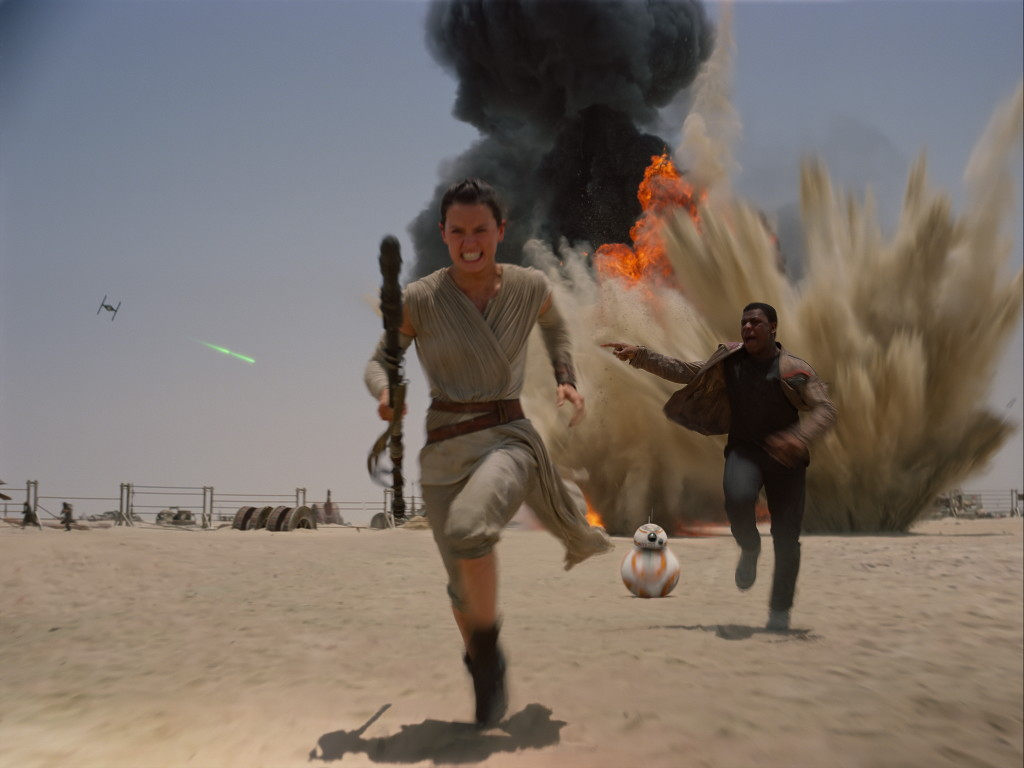 'Star Wars: The Force Awakens': estas son sus 4 heroínas