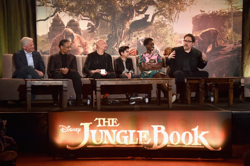 ¿Quién es quién en 'The Jungle Book'?