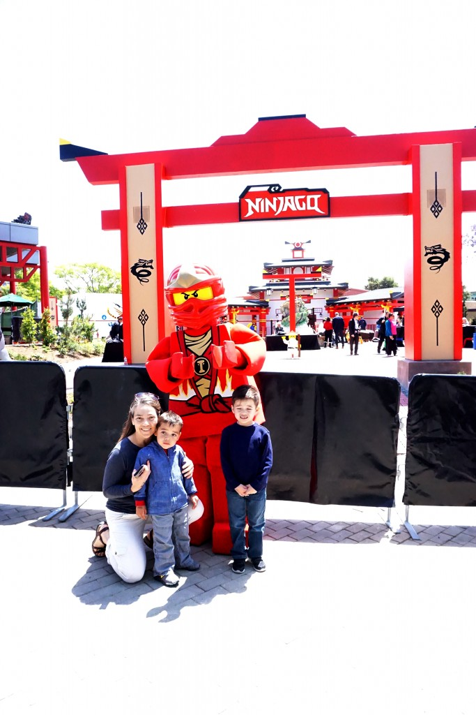 Ninjago World en Legoland