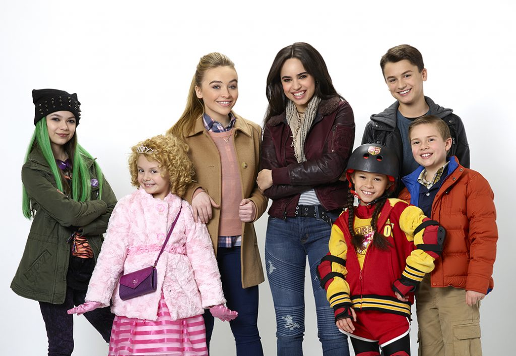 Disney estrena 'remake' de 'Adventures in Babysitting' en DVD