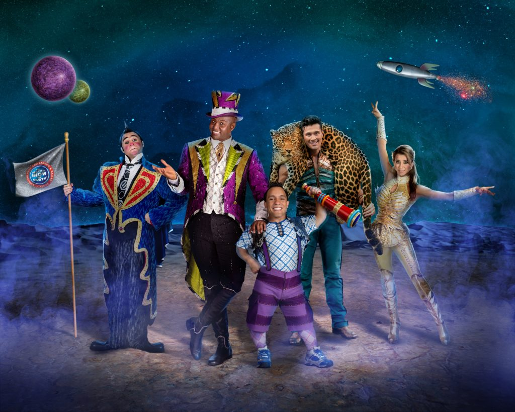 'Out Of This World' inicia nueva etapa del circo Ringling Bros.