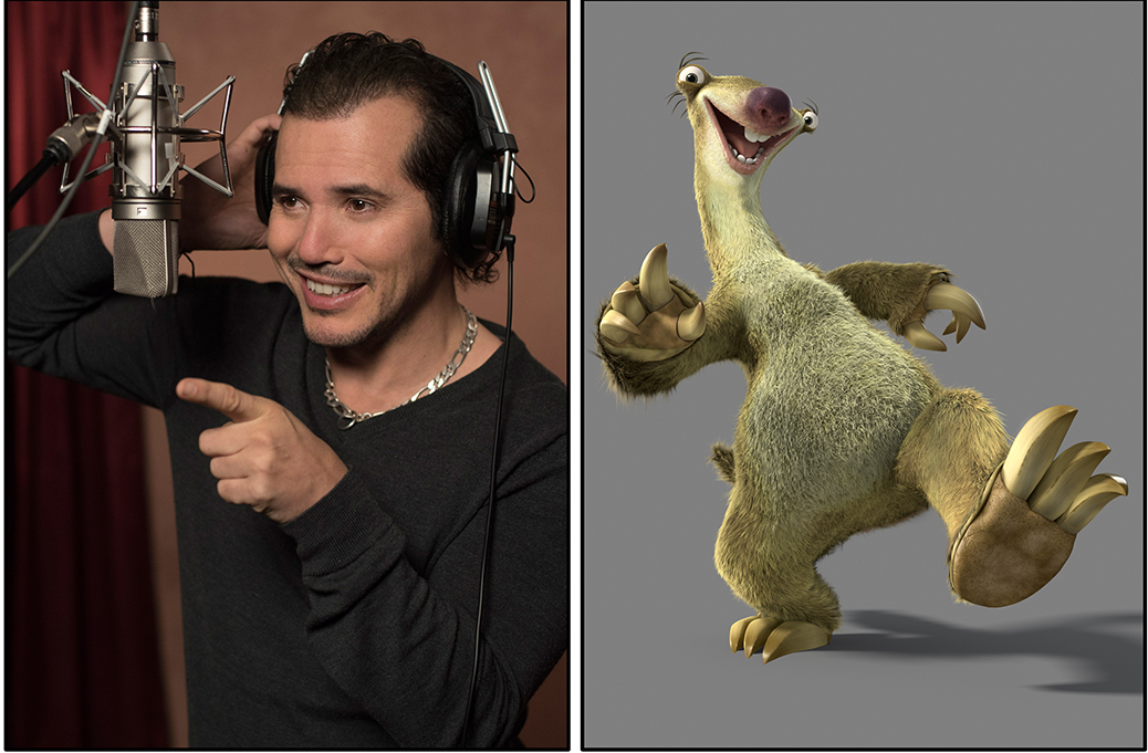 Jonn Leguizamo hace Sid en Ice Age Collition Course
