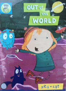 Peg Plus Cat Out of this World