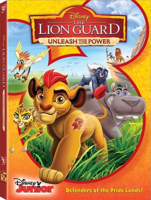 thelionguard_unleashthepower portada