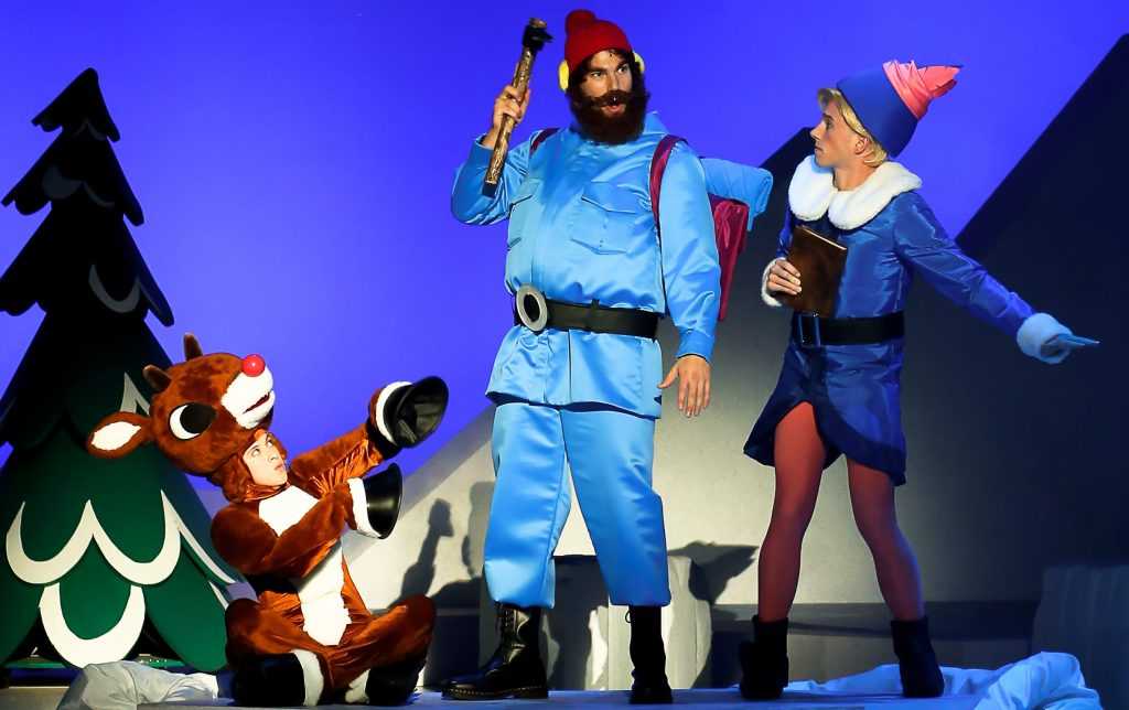 'Rudolph the Red-Nosed Reindeer: The Musical' llega a Los Ángeles