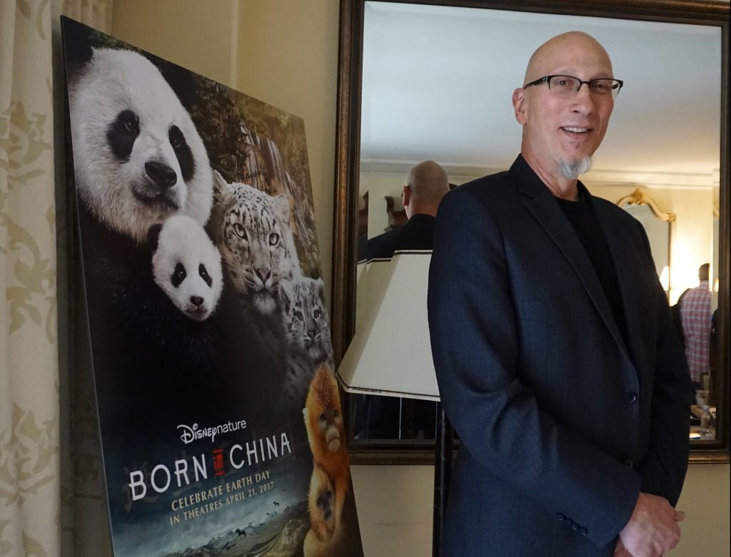 Roy Conli, el genio detrás de 'Born in China'