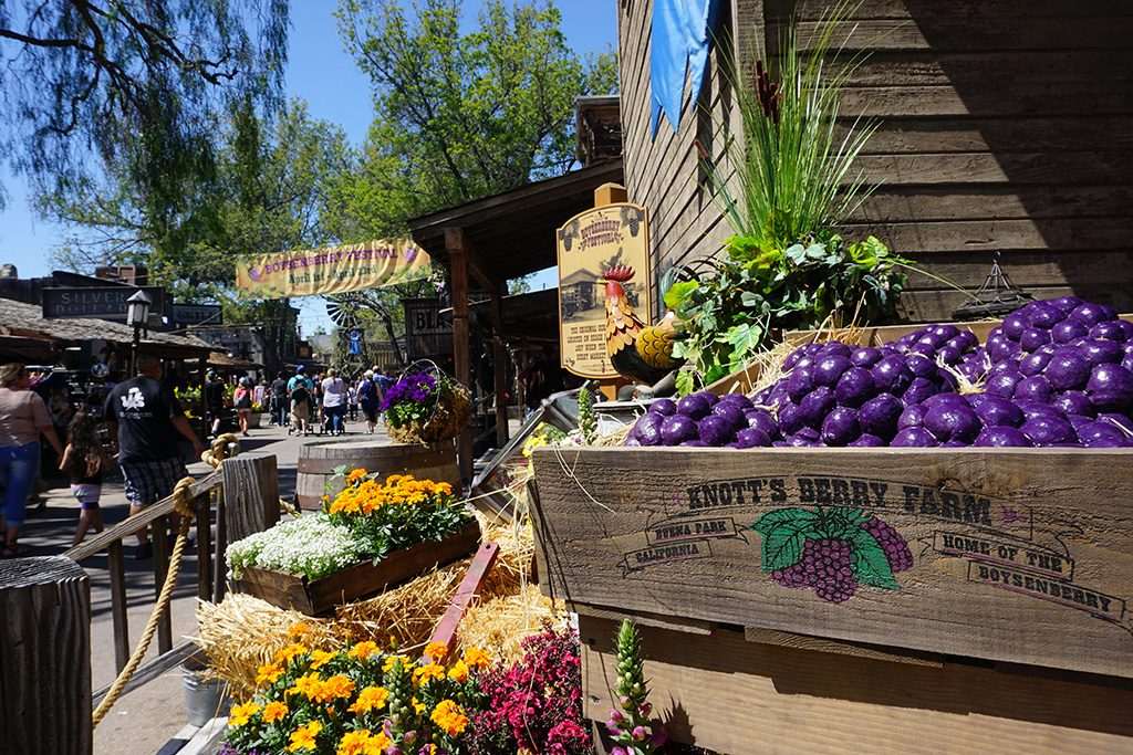 10 tips para disfrutar el Boysenberry Festival de Knotts Berry Farm