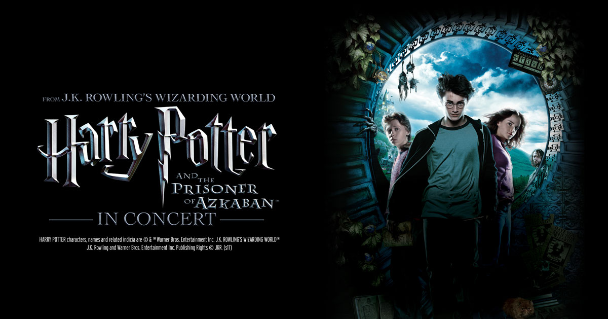 Harry Potter Azkaban en el Hollywood Bowl