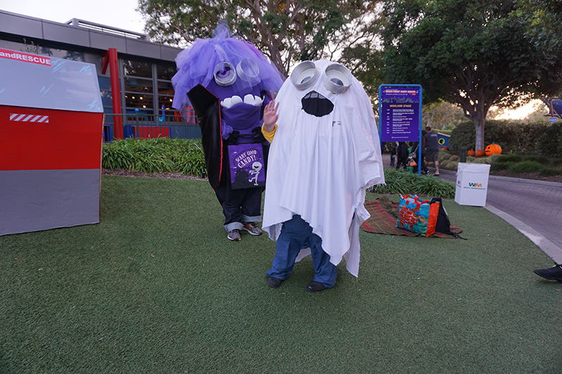 Legoland Brick or treat en Legoland