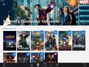 Las películas están disponibles para verse y descargarse; algunas tienen materiales adicionales. Y hay contenido exclusivo y original que se refresca regularmente.