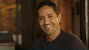 Ernesto Quintero es el director de 'A Sacred Journey'.