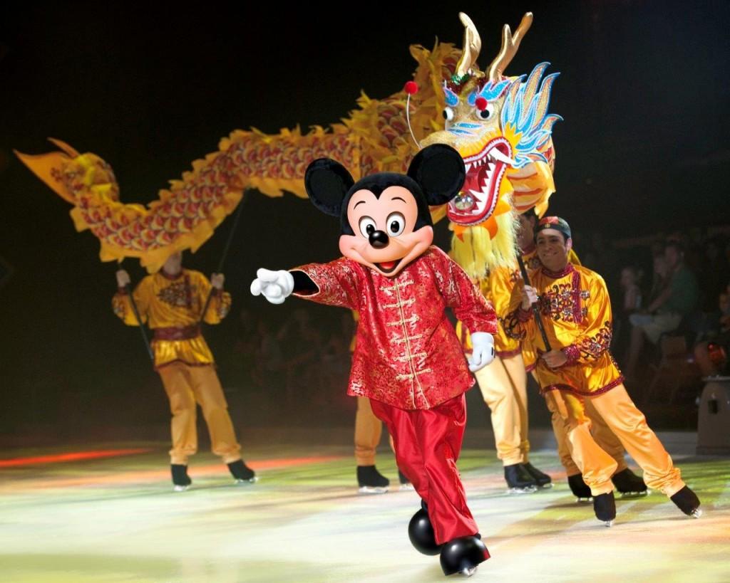 Foto: Disney On Ice