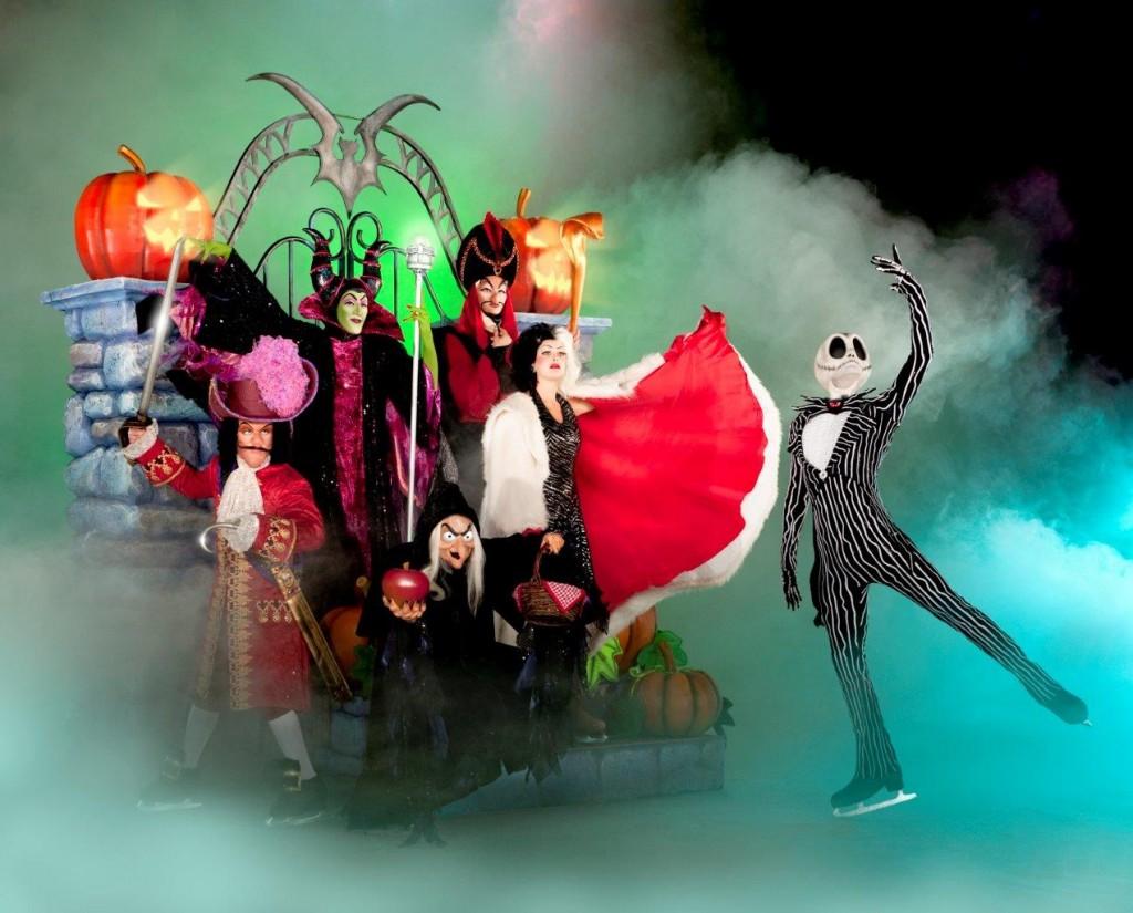 Halloween es una de las festividades que presenta el show. Foto: Disney On Ice