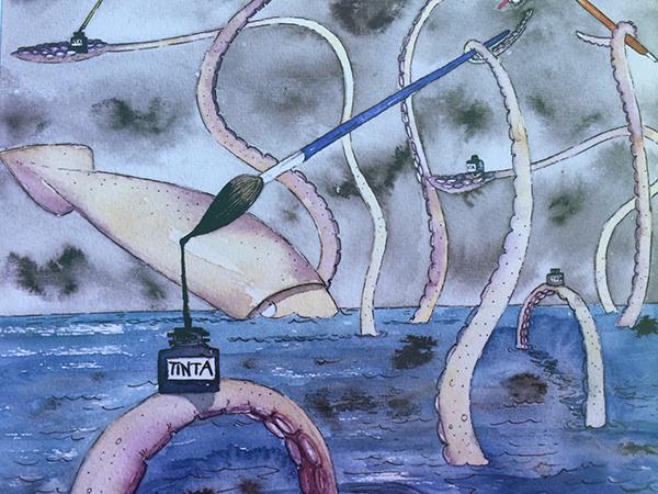 ripios y adivianzas del mar