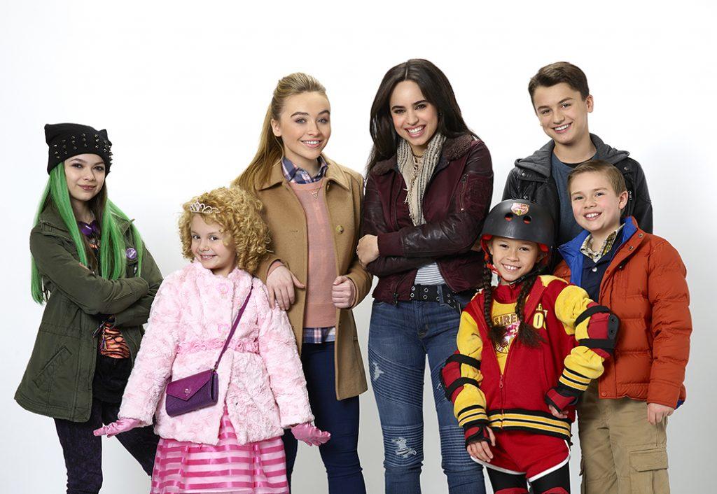 Adventures in Babysitting cast