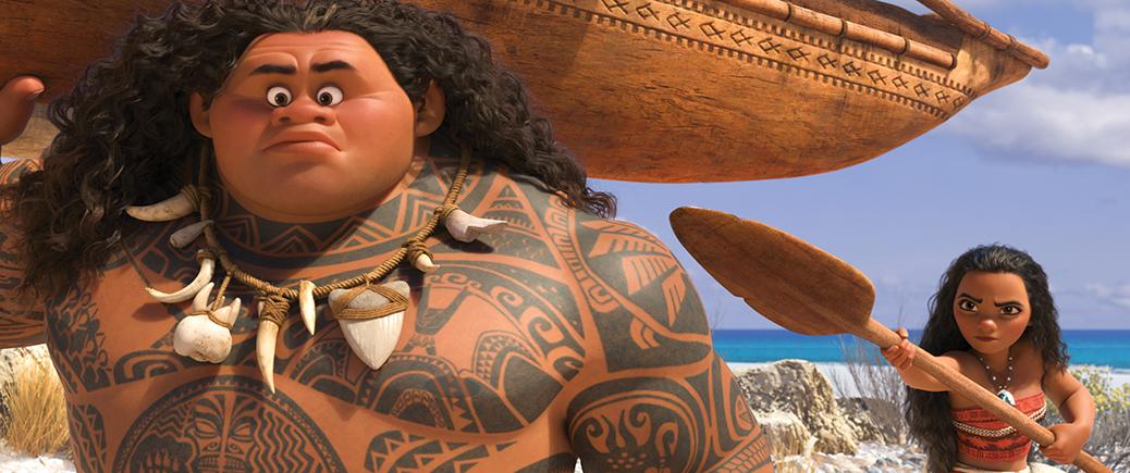 MOANA con Maui