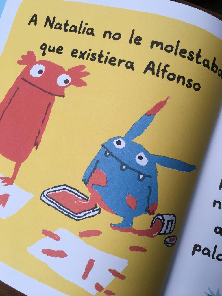Alfonso, eso no se hace El Naranjo