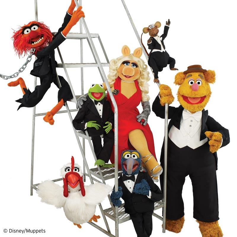 Muppets tendrá un show en el Hollywood Bowl.