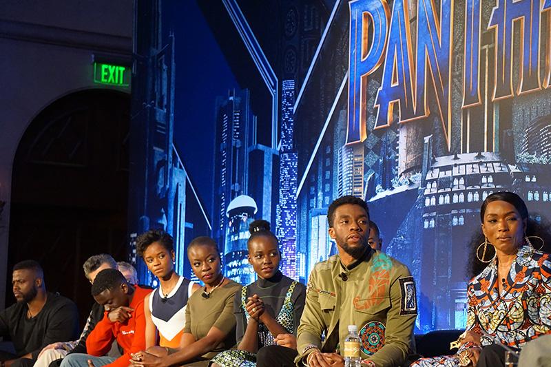 reparto black panther