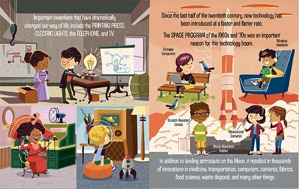 Little Leonardo's enseña la ciencia como diversión, por Victoria Infante 4